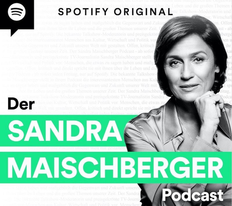 Produktion des Maischberger Podcasts