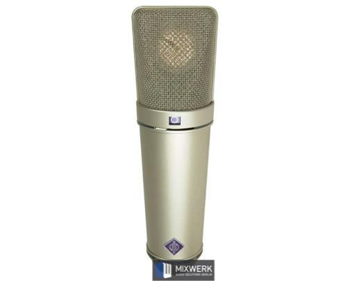 neumann microphone dating