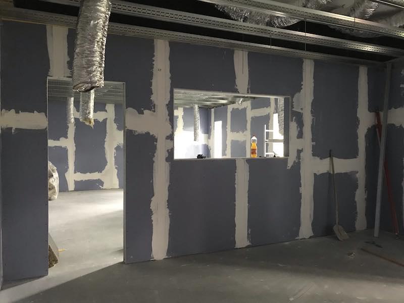 Tonstudio Berlin - Bau von Synchronstudios Teil 3