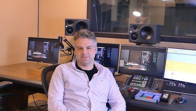 Peter Lontzek im Mixwerk