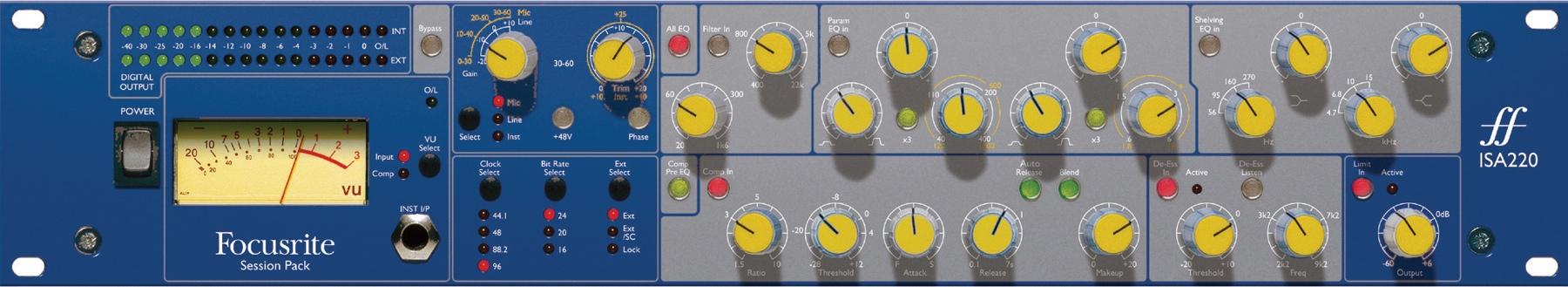 ISA220-Mixwerk